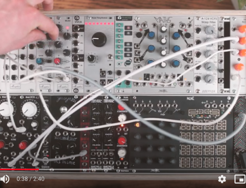 New video: MVCF-I Demo